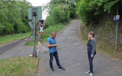 Verbesserung des Haltepunkts Wittbräucke in Herdecke