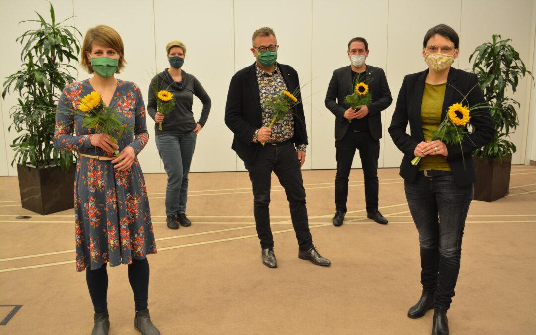 GRÜNE im Landtag NRW wählen neuen Fraktionsvorstand